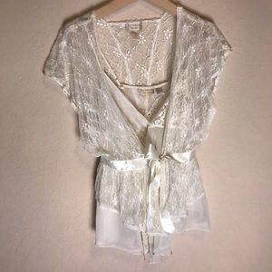 Vintage Victoria's Secret lingerie ser size small
